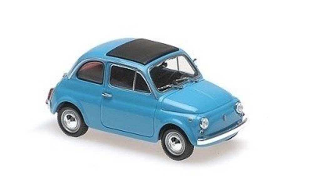 FIAT 500 L 1965 BLUE