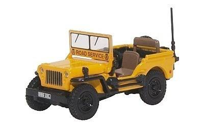 JEEP WILLYS MB AA