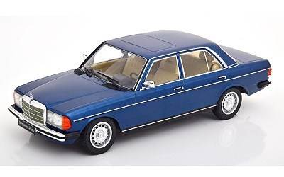 MERCEDES-BENZ 230 E W123 BLUE LIMITED EDITION 1000 PCS.