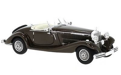 MERCEDES-BENZ 290 ROADSTER W18 BROWN