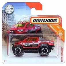 AUTÍČKO MATCHBOX SNOW THRASHER