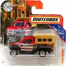 AUTÍČKO MATCHBOX TRAVEL TRACKER