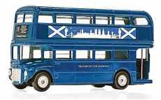 AUTOBUS BEST OF BRITISH SCOTTISH TRANSPORT DOR EDINBURGH ROUTEMASTER
