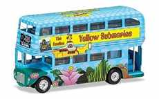 AUTOBUS LONDON BUS THE BEATLES YELLOW SUBMARINE