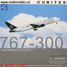 BOEING 767-300 UNITED STAR ALLIANCE