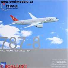 BOEING 787-8 nwa NORTHWEST AIRLINES