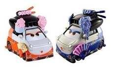 CARS 3 CARS DAREDEVIL GARAGE OKUNI A SHIGEKO 2-PACK