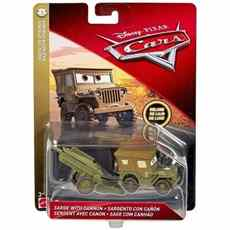 CARS DE LUXE SARGE WITH CANNON