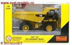 CAT 772D OFF HIGHWAY TRUCK