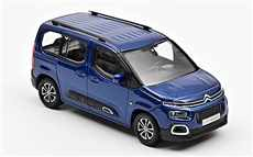 CITROËN BERLINGO 2020 DARK BLUE