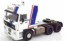 DAF 3300 SPACE CAB 1986 WHITE /  BLUE /  RED 700 PCS.