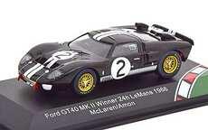 Ford GT40 MK 2 Sieger 24h Le Mans McLaren/ Amon 1966