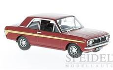 FORD LOTUS CORTINA Mk. II RHD  RED