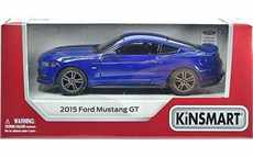 FORD MUSTANG 2015 BLUE