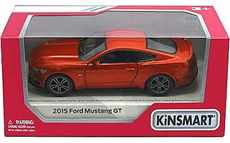 FORD MUSTANG 2015 RED