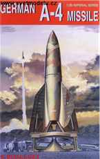 GERMAN A-4 MISSILE