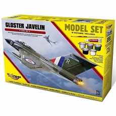 GLOSTER JAVELIN F AW Mk. 9 MODEL SET