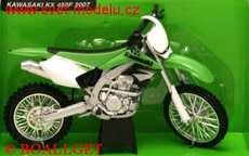 KAWASAKI KX450F 2007
