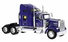 KENWORTH W900 BLUE