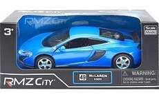 MCLAREN 650 S BLUE