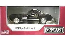 MERCEDES-BENZ 300 SL 1954 BLACK