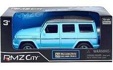 MERCEDES-BENZ G63 AMG W463 BLUE