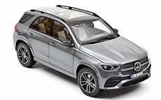 MERCEDES-BENZ GLE 2019 GREY METALLIC