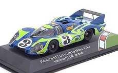 Porsche 917 LH No. 3,  24h Le Mans Kauhsen/ Larrousse 1970