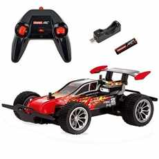 RC AUTO CARRERA BUGGY FIRE RACER  RTR 2, 4 GHz