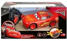 RC TURBO RACER AUTA 3 CARS 3 BLESK MCQUEEN RTR 2, 4 GHz