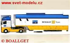 RENAULT MAGNUM 4 RENAULT F1 TEAM 2006