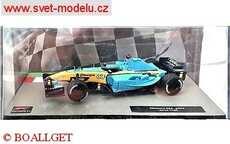 RENAULT R24 J.  TRULLI 2004