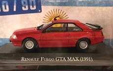 RENUALT FUEGO GTA MAX 1991 RED