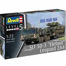 REVELL 03311 SLT 50-3 ELEFANT WITH LEOPARD 2A4