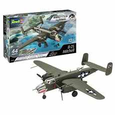 REVELL 03650 B-25 MITCHELL EASY CLICK