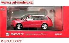 SEAT EXEO ST RED