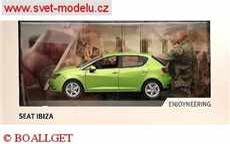 SEAT IBIZA IV 5D GREEN