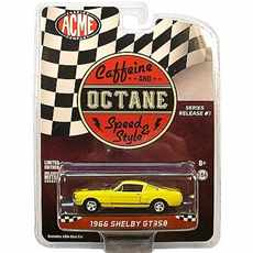 SHELBY GT350 1966 YELLOW