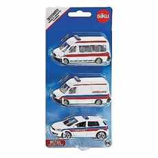 SIKU 1825 AMBULANS POLAND EDITION