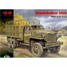 STUDEBAKER US6 ARMY TRUCK WWII.