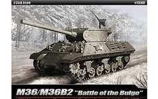 TANK M36/ M36B2 BATTLE OF THE BULGE