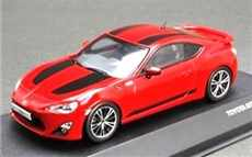 TOYOTA GT86 1ST EDITION LHD 2012 RED/ BLACK