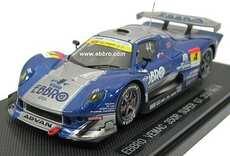 Vemac 350R SuperGT 2007 (GT300 class) #4 EBBRO Team Nova