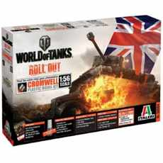 WORLD OF TANKS CROMWELL WITH BONUS CODE