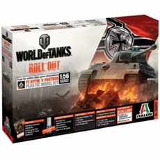 WORLD OF TANKS PZ.  KPFW.  V PANTHER WITH BONUS CODE